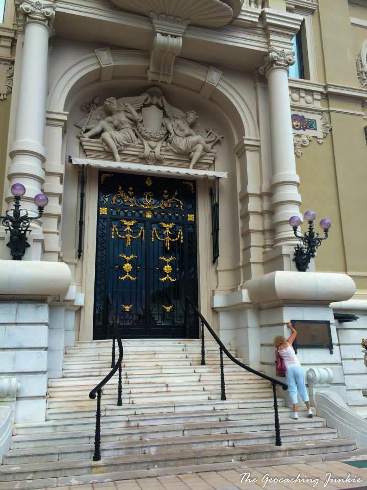 Geocache Talk: The Best Cache I Never Found #1 - Grand prix de MONACO - Le casino
